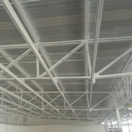INDUACERAL S.A.S | Centro de la construcción Ideo Cali | Metalmecánica Medellín | Estructuras metálicas Medellín | Carpintería metálica Medellín Colombia