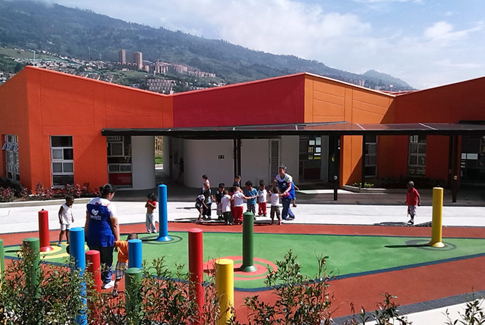 Jardin Infantil Buen Comienzo Calazania